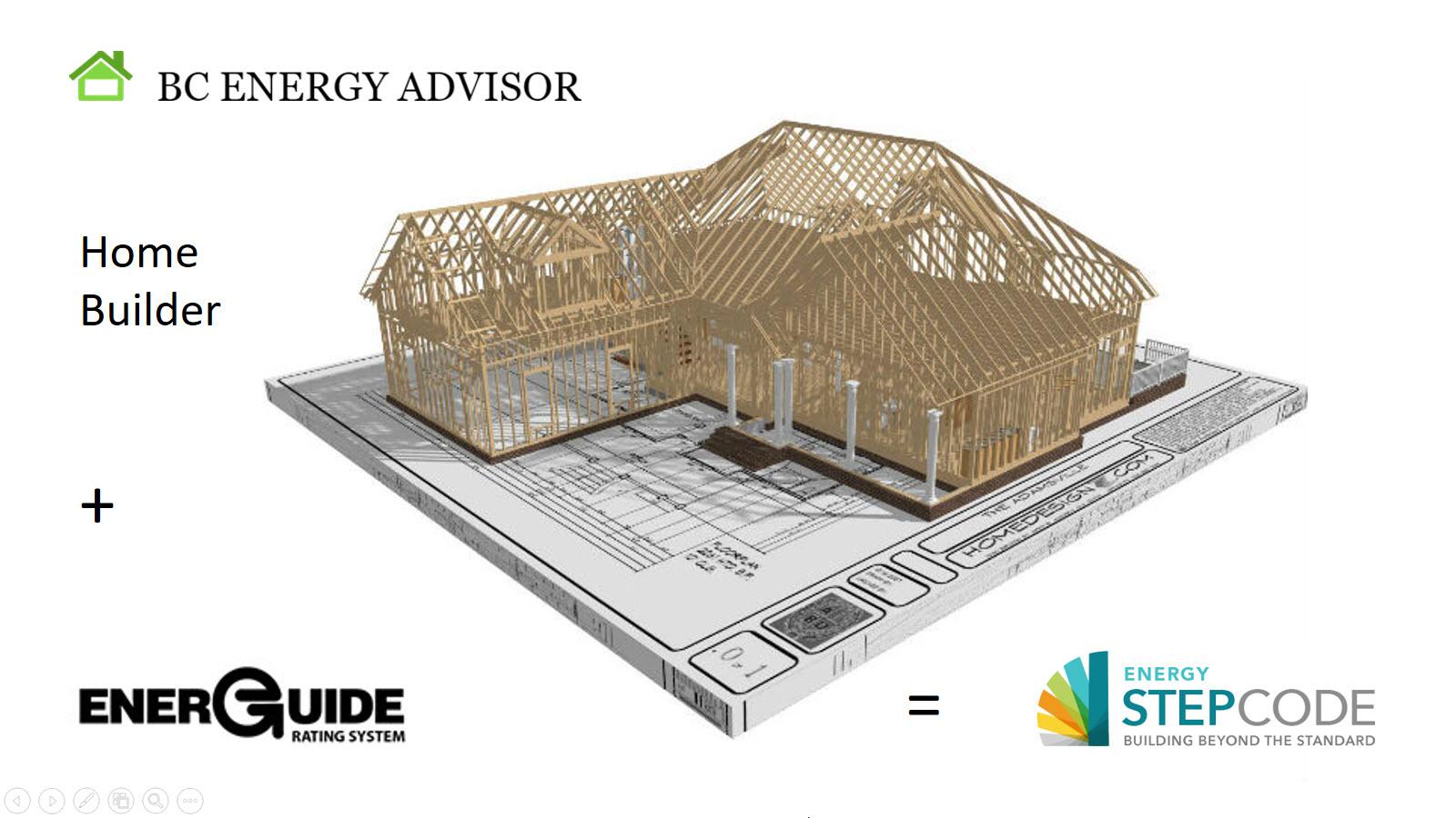 New Home Rebates Bc Energy Step Code